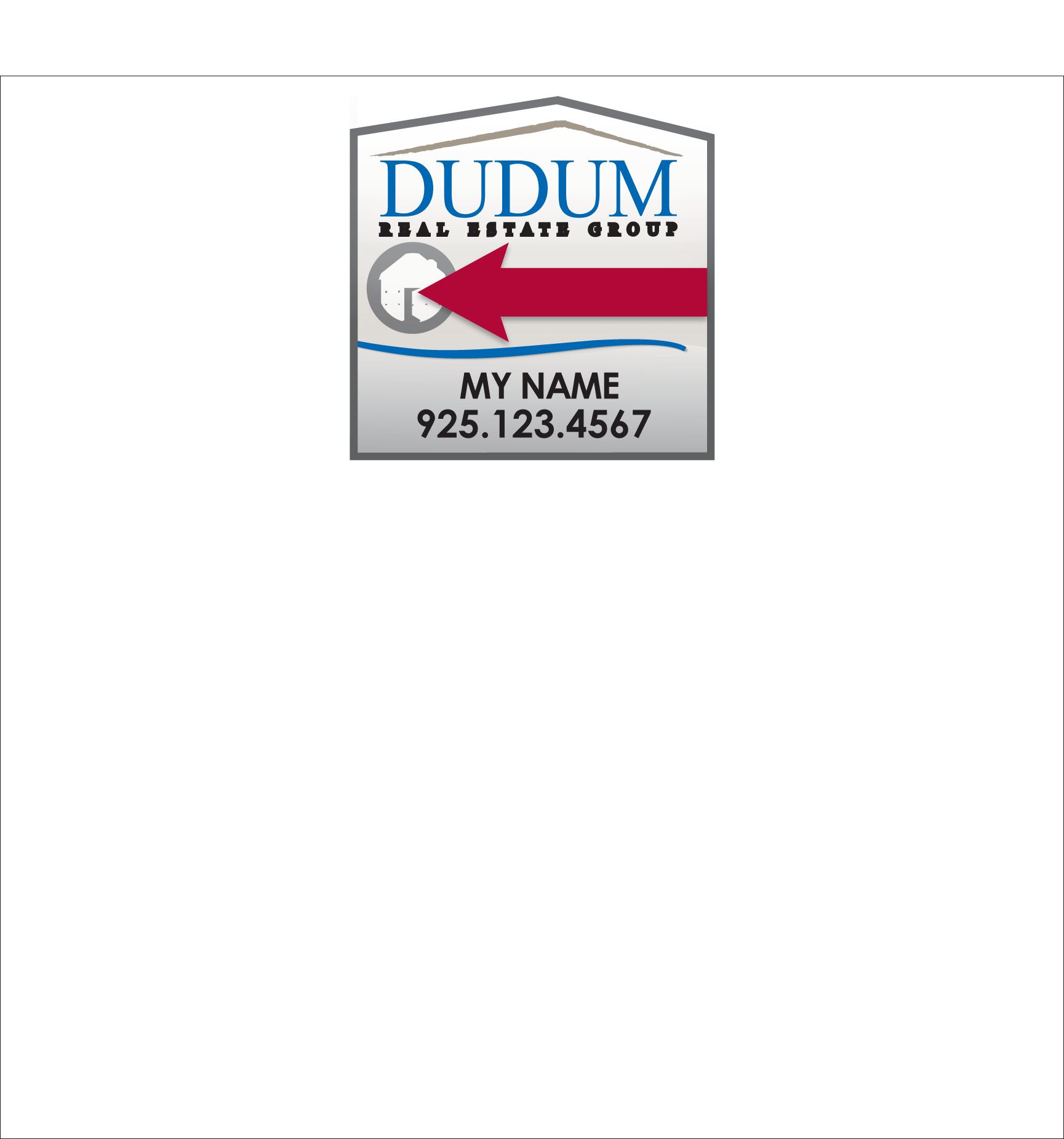 Dudum Catalog | Real Estate Signs, Yard Signs, Open House Signs