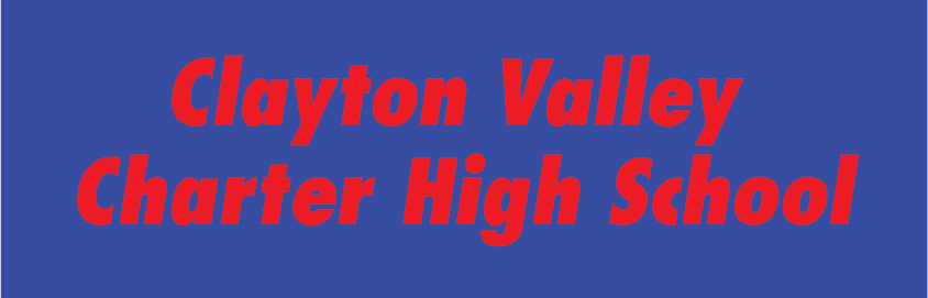 Clayton Valley Charter High School Banner 2