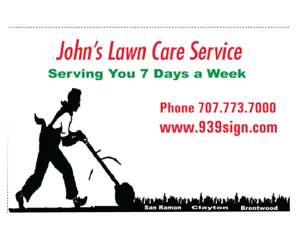 Johns Lawn Care
