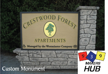 Monument Sign 1